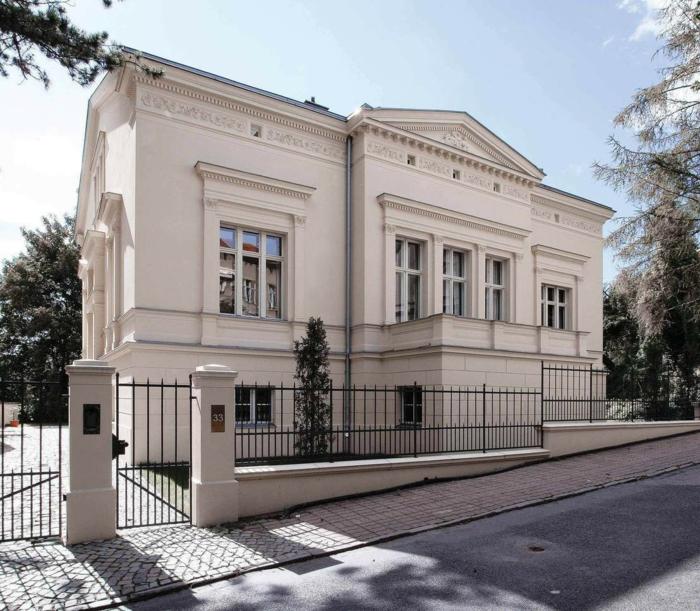 Architekturbüros Berlin CG Vogel Architekten haus restaurieren nachher