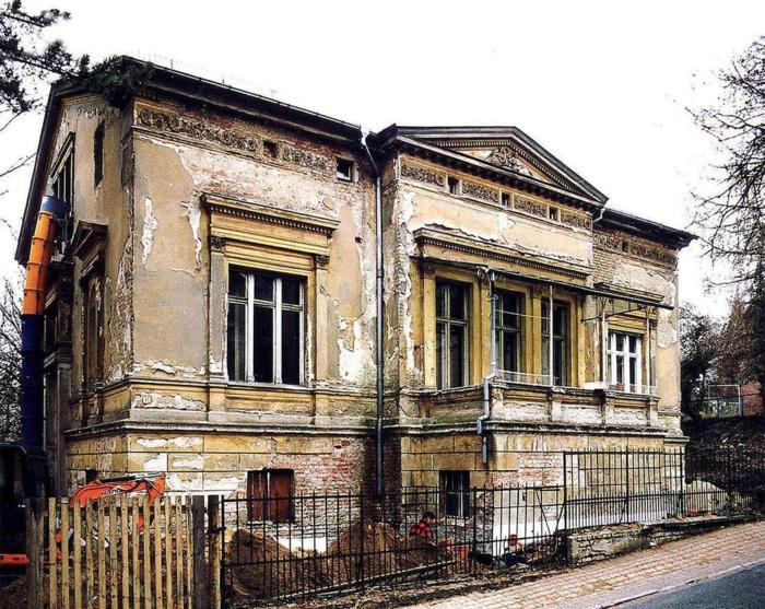 Architekturbüros Berlin CG Vogel Architekten haus restaurieren vorher