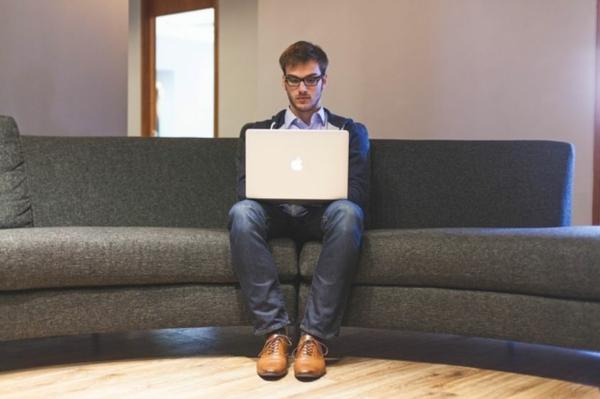 home-office bequem richtig sitzen