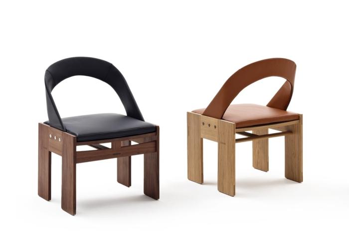 Carlo Scarpa aussteller trend möbel iSaloni 2015 designer stühle