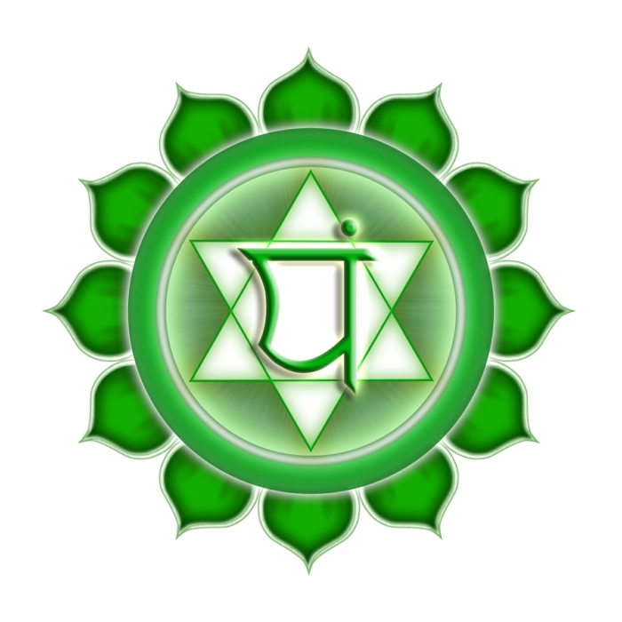 Chakra Bedeutung die sieben chakren Anahata Chakra