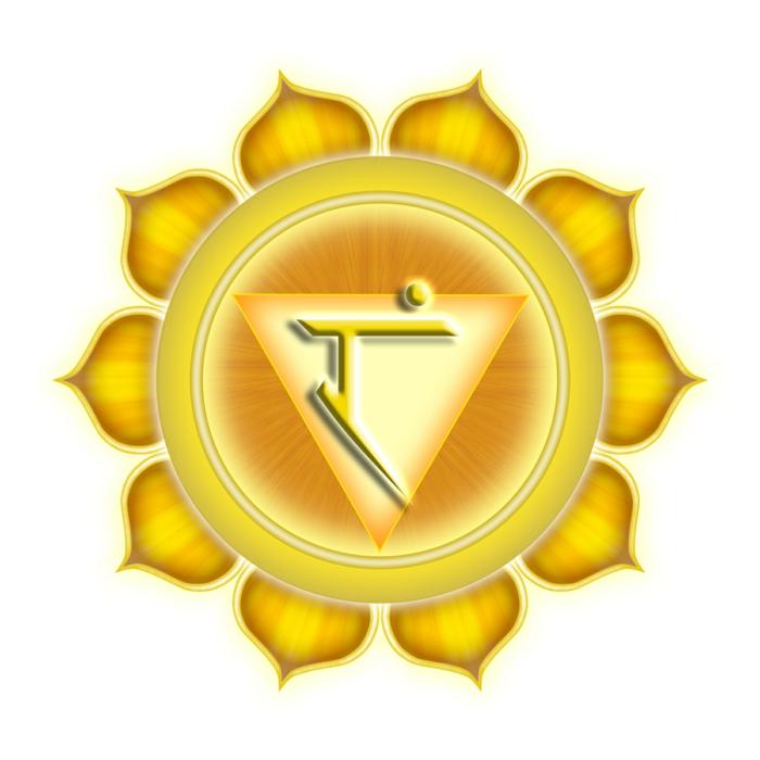 Chakra Bedeutung die sieben chakren Manipura Chakra