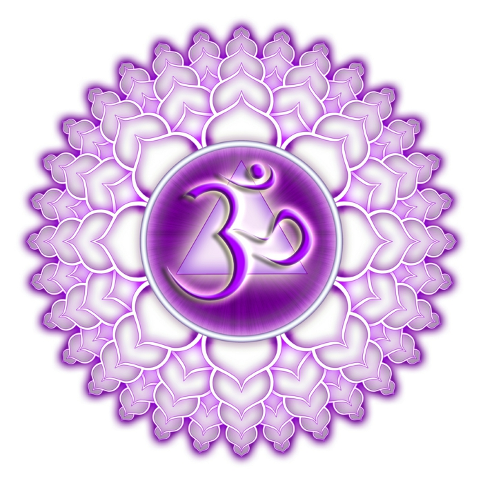 Chakra Bedeutung die sieben chakren Sahasrara Chakra
