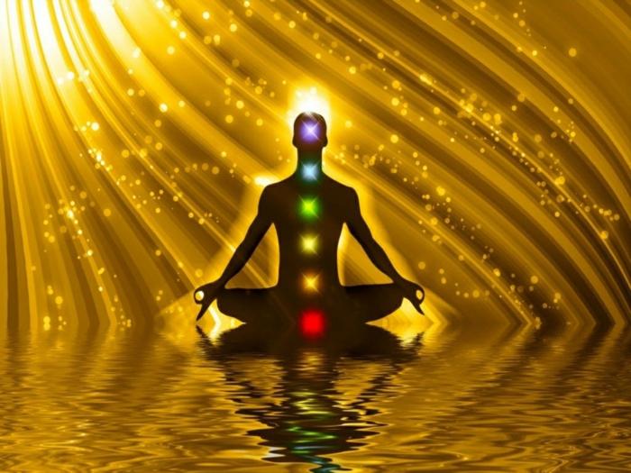 Chakra Bedeutung die sieben chakren
