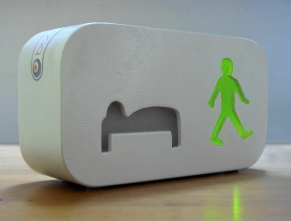 Coole Wecker dekoartikel mit modernem design elektrowecker
