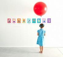 DIY Deko mit Kinderzeichnungen: Inspiration und kreative Beispiele