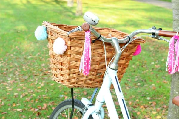 1 fahrrad zum selbst dekorieren