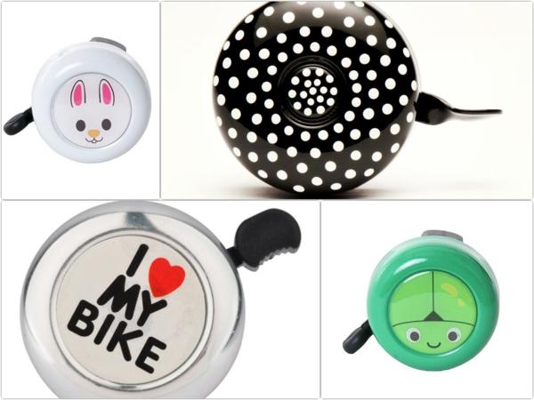 Fahrrad Accessoires fahrradklingel originell kinderrad zubehör