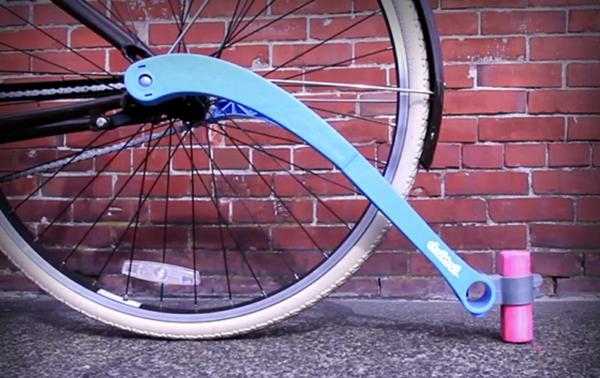 Fahrrad Accessoires kreidespur für kinderfahrrad zubehör Chalktrail