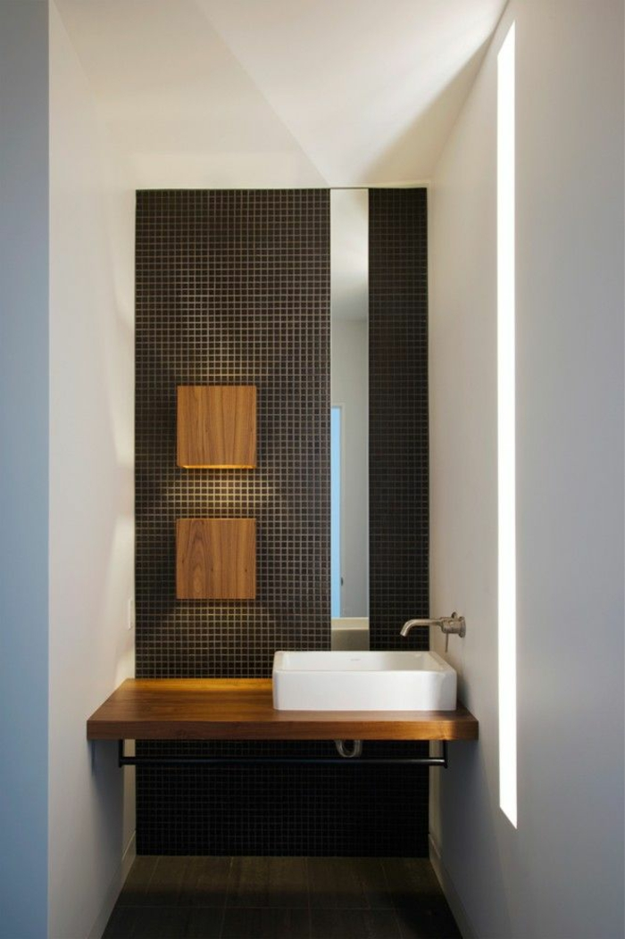 so k nnen sie ein gem tliches g ste wc gestalten. Black Bedroom Furniture Sets. Home Design Ideas