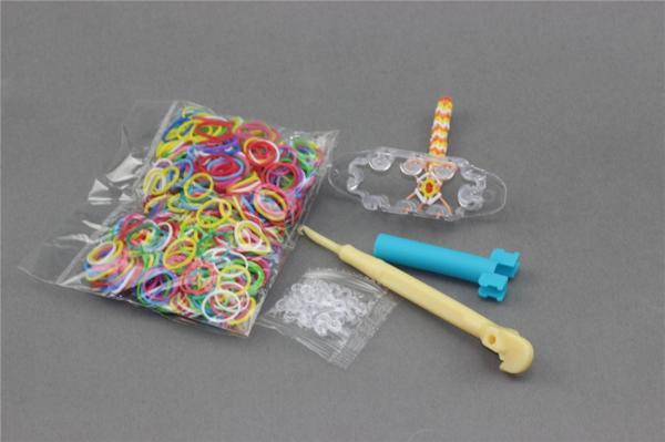 Gummiarmbänder armbänder flechten set