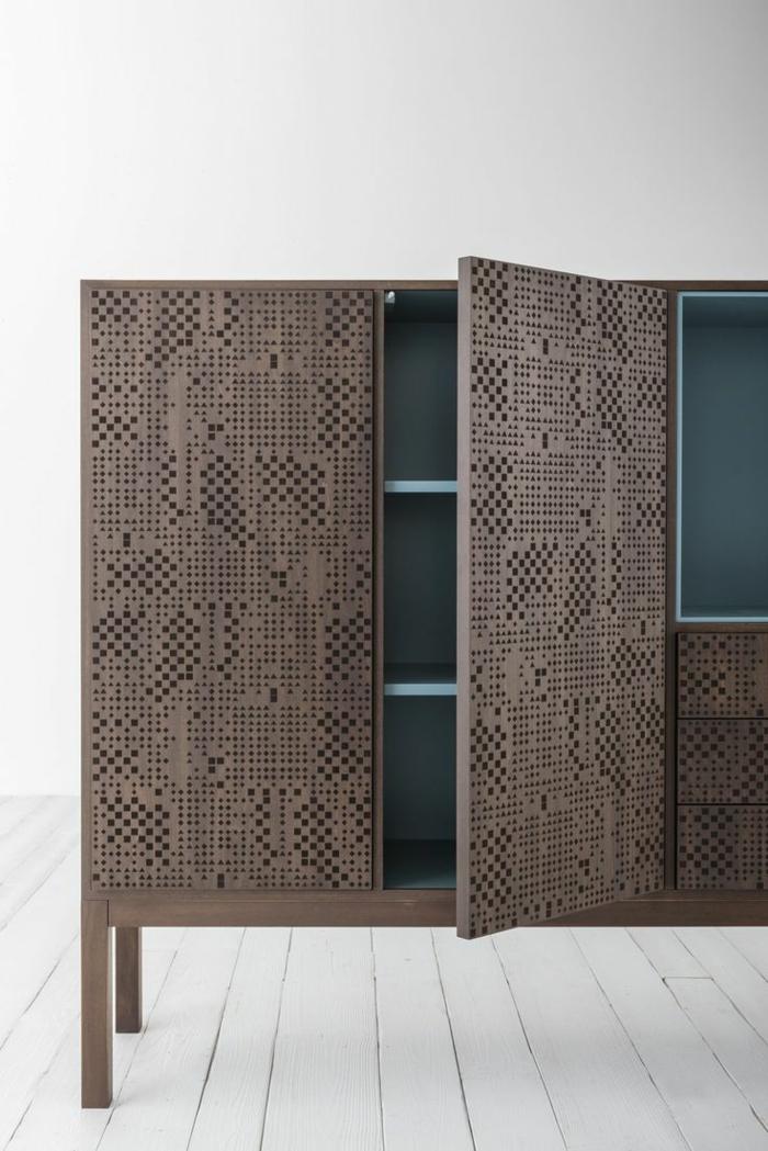 Hi Deck aussteller trend möbel iSaloni kleiderschrank