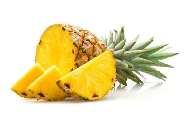 Horoskop Löwe sternzeichen gesunde ernährung ananas