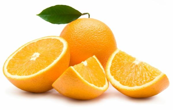 Horoskop Löwe sternzeichen gesunde ernährung obst orange