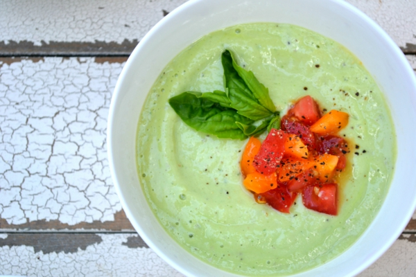 Horoskop Waage gesunde ernährung cremesuppen avocado