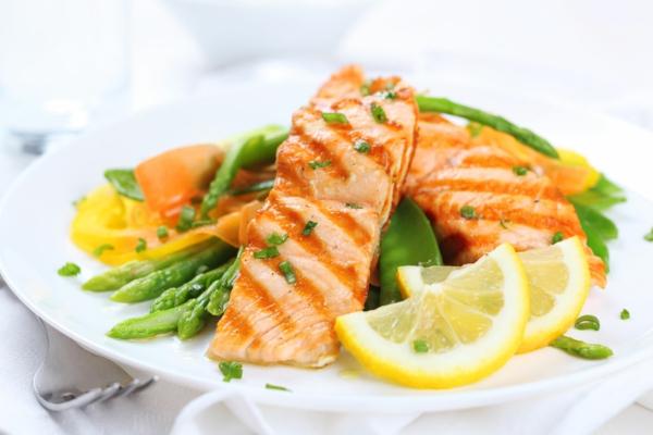 Horoskop Waage gesunde ernährung fischgerichte
