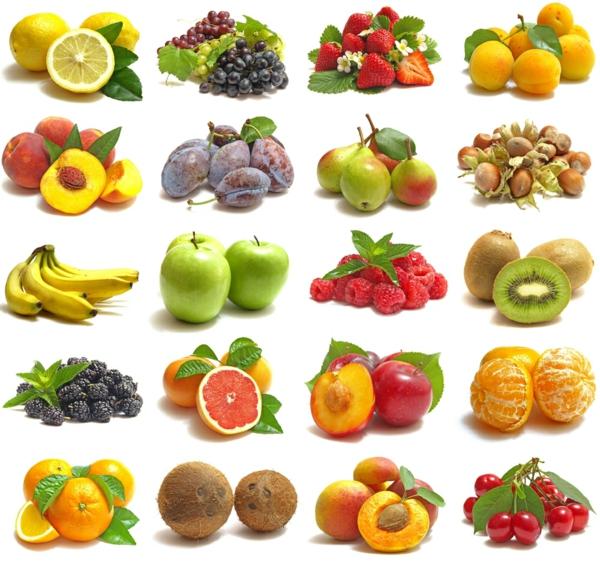 Horoskop Waage gesunde ernährung obst und gemüse essen
