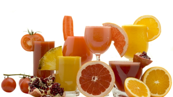 Horoskop Waage gesunde ernährung vitamine fruchtsaft trinken