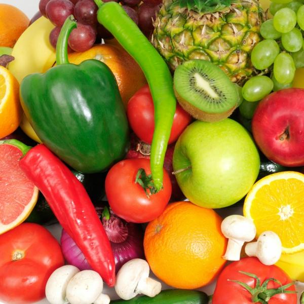 Horoskop Waage gesunde ernährung vitamine obst und gemüse