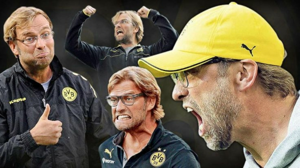 Jürgen Klopp privat fußballtrainer bvb gesichtsausdruck