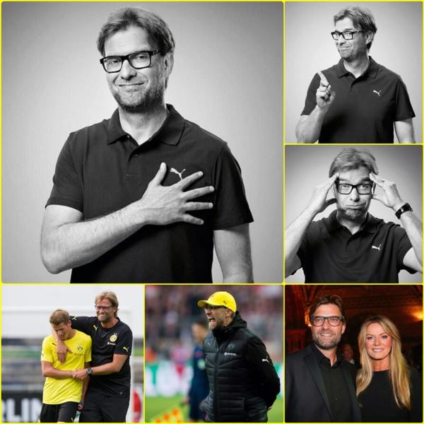 Jürgen Klopp privat und beruflich fußballtrainer bvb