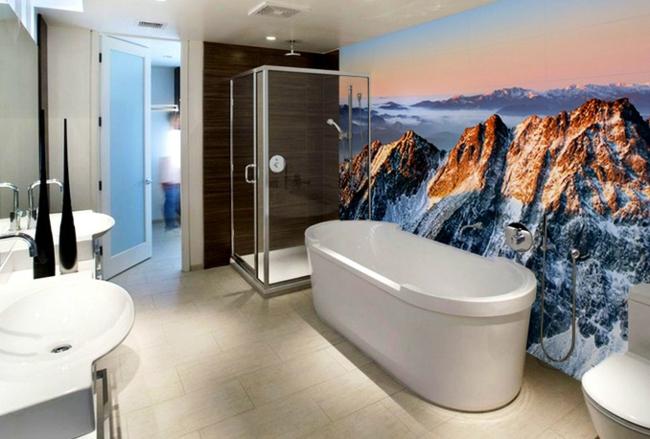 Kleines Bad Gestalten Und Kreativ Dekorieren - Inspirierende Beispiele Badezimmerw Gestalten
