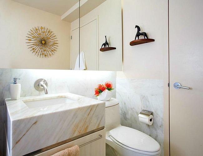 Kleines bad gestalten und kreativ dekorieren for Bad dekorieren tipps