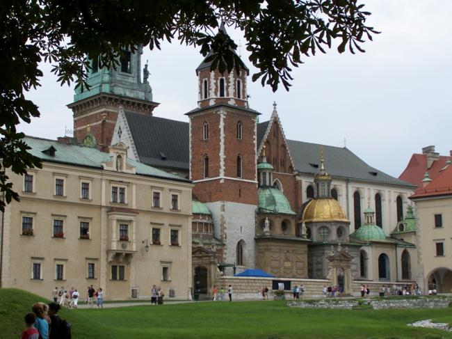 Krakau Polen Wawel kathedralle sehenswürdigkeiten