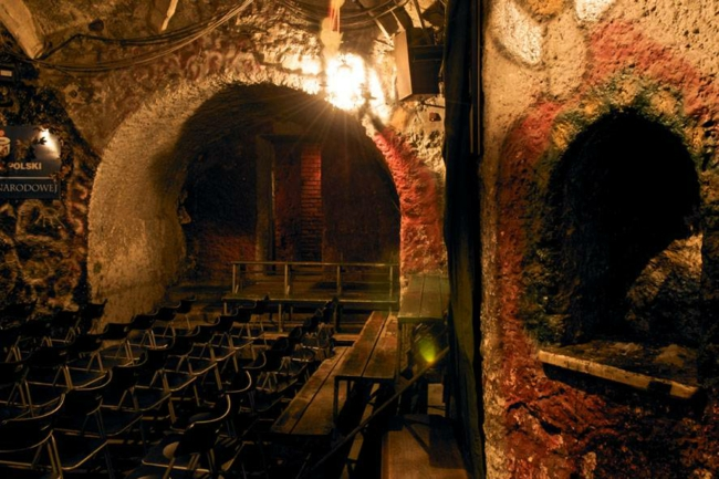 Krakau Polen piwnica pod baranami