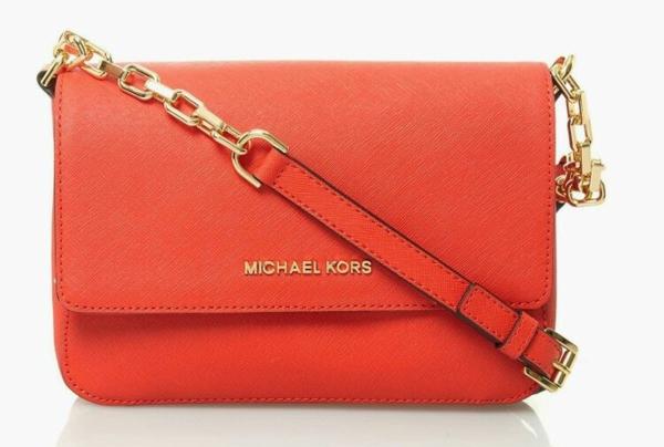 Michael Kors Rot Tasche