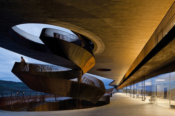 Mies Van der Rohe Award Antinori Winery Archea Associati