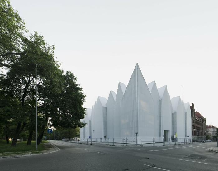 Mies Van der Rohe Award Philharmonie von Stettin polen