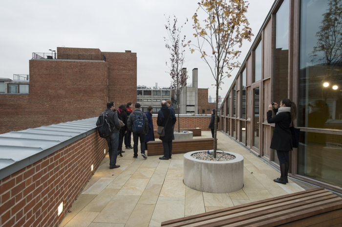 Mies Van der Rohe Award Saw Swee Hock terrasse
