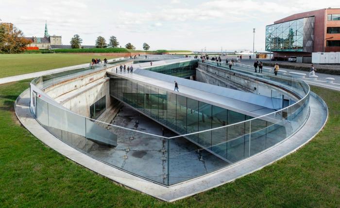 Mies Van der Rohe Award dänisches Maritime Museum
