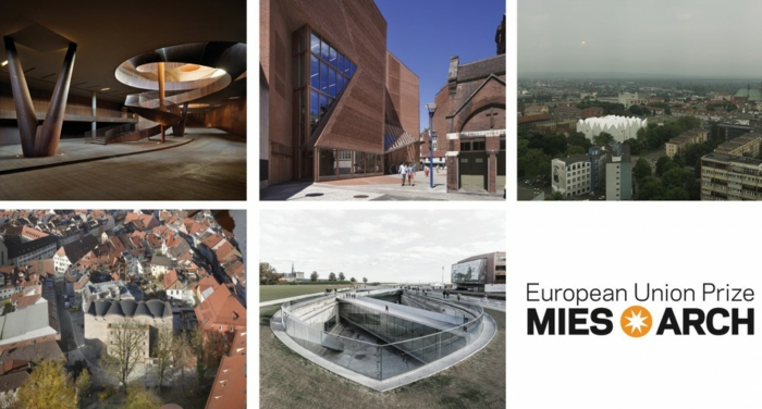 Mies Van der Rohe Award finalisten 2015