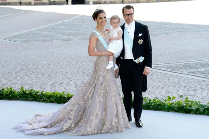 Prinzessin Victoria von Schweden famielie mann und kind