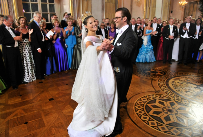 Prinzessin Victoria von Schweden heiratet Daniel Westling