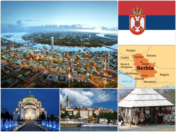 Reisen und urlaub Serbien sehenswürdigkeiten