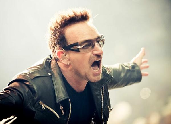 Sternzeichen Stier Mann geburtstag Bono U2