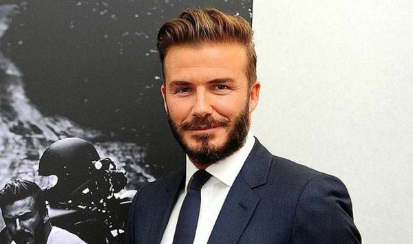Sternzeichen Stier Mann geburtstag David Beckham