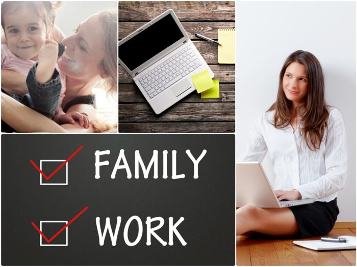 Vereinbarkeit von Familie und Beruf erfolgreich