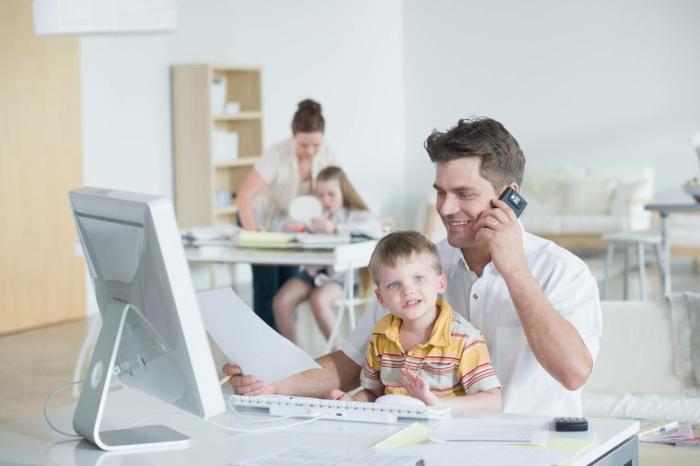 Vereinbarkeit von Familie und Beruf karriere machen