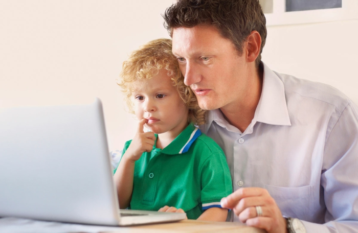 Vereinbarkeit von Familie und Beruf vater kind beziehung