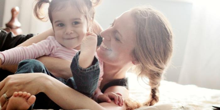 Vereinbarkeit von Familie und Beruf zusammen spielen