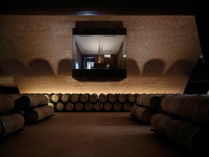 antinori winery Mies Van der Rohe Award