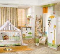 Babybett Himmel – Das Babybett mit Geschmack dekorieren