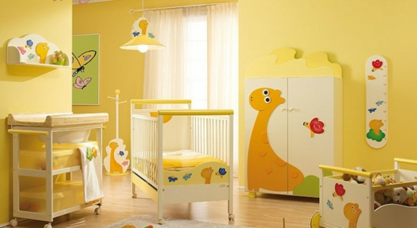 babyzimmer gestalten was macht das sch ne babyzimmer aus. Black Bedroom Furniture Sets. Home Design Ideas