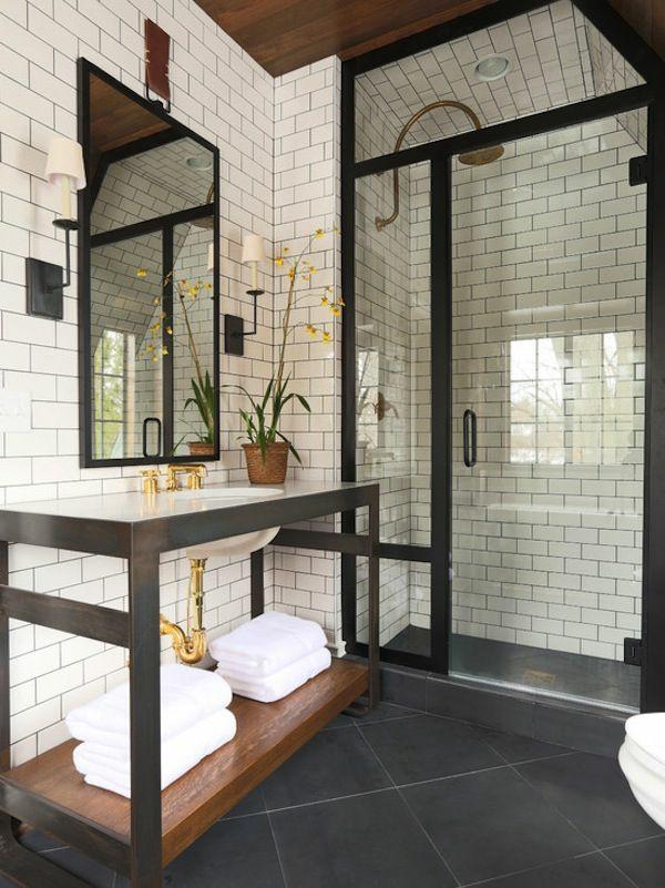 Badezimmer Renovieren Ideen Und Beispiele Vintage Stil