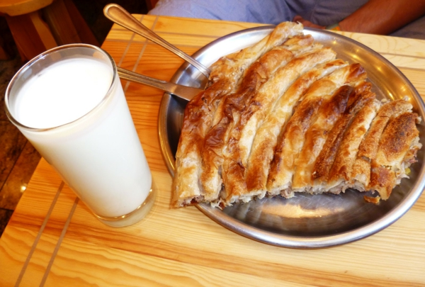 bosnien herzegowina hauptstadt küche burek