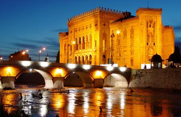 bosnien herzegowina hauptstadt sarajewo kennenlernen